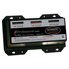 Pro Charging Systems Professional 3-Bank Battery Charger