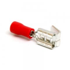 Piggyback Quick Disconnect .250 Tab 22-18 Gauge Wire Connector