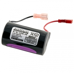 Replacement battery for Allen Bradley Programmable Logic Contollers - 3.6 Volts 16500mAh