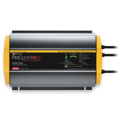 ProMariner ProSport HD 20 Dual Bank Battery Charger