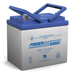 PS-12350 - 12 Volt 35 Ah Sealed Lead Acid Battery
