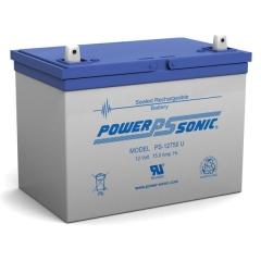 PS-12750 - 12 Volt 75 Ah Sealed Lead Acid Battery