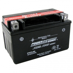 PTX7A-BS AGM Power Sports Battery