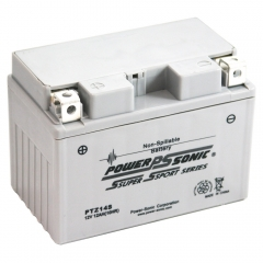 PTZ12S Power Sonic AGM Power Sports Battery