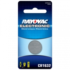 Rayovac CR1632 Lithium Battery