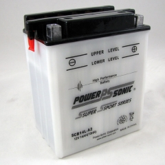 SYB14L-A2 / SCB14L-A2 High Performance Power Sports Battery