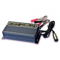 Schuaer JAC1212 12 Volt 12 Amp Automatic Battery Charger