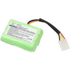 Replacement battery for Neato Signature 25, VX Pro, X-21, XV Signature, XV-11, XV-12, XV-14, XV-15, XV-21 and XV-25 robotic vacuum cleaners.