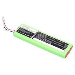Replacement battery for the Electrolux Trilobite ZA1 and ZA2 robotic vacuum cleaners.