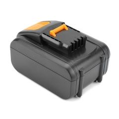Worx WA3551 Power Tool Battery, 20 Volt 3.0 Ah