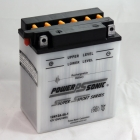 Power Sonic 12N12A-4A-1 conventional flooded power sports battery