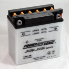 Power Sonic 12N7-3B conventional flooded power sports battery