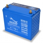 Fullriver DC150-12 Deep Cycle Battery Left