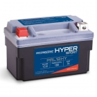 Hyper Sport PAL12HY, by Power Sonic, is a high performance, light weight, lithium iron phosphate (LiFePO4) starting battery for select power sports vehicles.