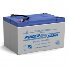 PS-12100 - 12 Volt 12 Ah Sealed Lead Acid Battery