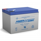 PS-12120 - 12 Volt 12 Ah Sealed Lead Acid Battery