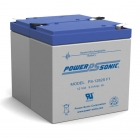 PS-1282S - 12 Volt 9 Ah Sealed Lead Acid Battery