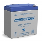 PS-682 - 6 Volt 9 Ah Sealed Lead Acid Battery