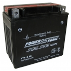 PTX14-BS AGM Power Sports Battery