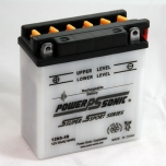 12N5-4B Power Sports Battery