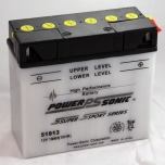 51913 High Performance Power Sports Battery