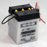 6N4-2A-4 Power Sports Battery