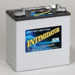 Intimidator 8A22NF Group 22NF AGM Battery