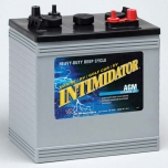 Intimidator 8AGC2M Group GC2 AGM Battery