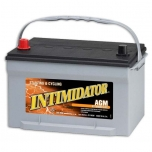 Intimidator 9A65 Group Size 65 Starting and Deep Cycle AGM Battery