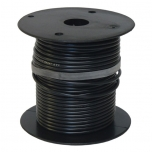 18 Gauge Black Wire - General Purpose Primary Wire