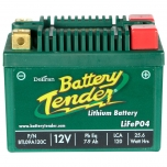Battery Tender BTL09A120C LiFePO4 (Lithium Iron Phosphate) Power Sports Battery, Front View