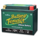 Battery Tender 16-18 Ah Lithium Iron Power Sports Battery