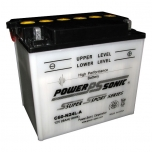 C60-N24AL-B Power Sports Battery, with Acid