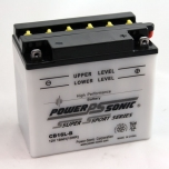 YB16L-B / CB16L-B High Performance Power Sports Battery