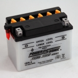 YB4L-A / CB4L-A High Performance Power Sports Battery