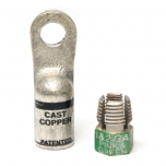 1 & 2 Gauge Compression Lug Connector