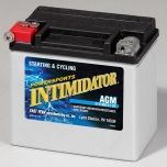 Deka Intimidator ETX12 AGM Power Sports Battery