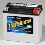 ETX20L Intimidator AGM Power Sports Battery