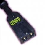 Schauer EZGO 48 Volt TXT with Notch Plug Adapter