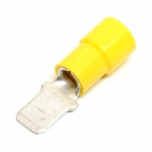 Male Quick Disconnect .250 Tab 12-10 Gauge Wire Connector