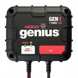 NOCO Genius GEN1 single battery on-board battery charger.