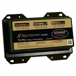 Pro Charging Systems Sportsman SS3 Three Bank Battery Charger