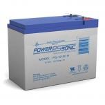 Power Sonic 12 Volt 10.5 Ah Battery, PS-12100H