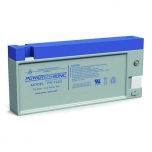 PS-1223 - 12 Volt 2.3 Ah Sealed Lead Acid Battery