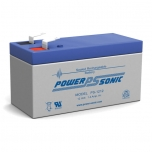 PS-1212 - 12 Volt 1.4 Ah Sealed Lead Acid Battery