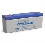 PS-1238 - 12 Volt 3.8 Ah Sealed Lead Acid Battery