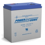PS-6360 - 6 Volt 36 Ah Sealed Lead Acid Battery