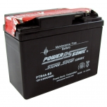 PTR4A-BS AGM Power Sports Battery