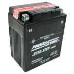 PTX14AHL-BS AGM Power Sports Battery