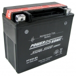 PTX20-BS AGM Power Sports Battery